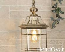Подвесной светильник Elektrostandard 1031 Savoie H медь