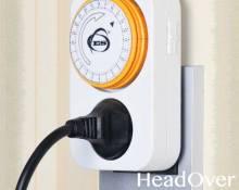 Розетка-таймер Elektrostandard TMH-M-1