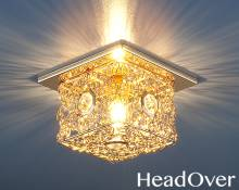 Точечный светильник Elektrostandard 1003 GD (золото)